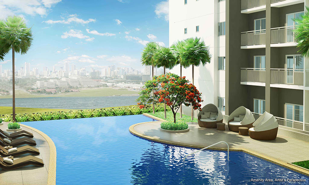 Shore 2 residences mall of asia smdc home - Southeastern college pasay swimming pool ...