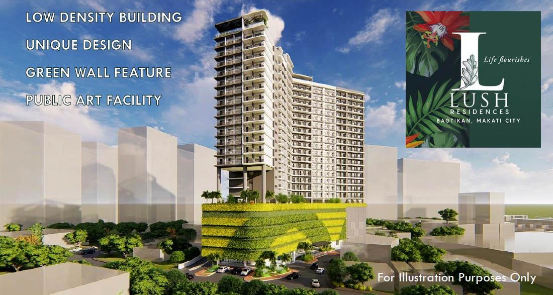 Lush Residences Makati
